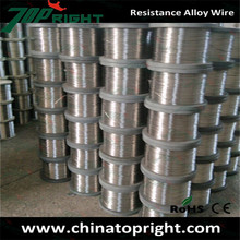 Electric manganin resistance heating wire