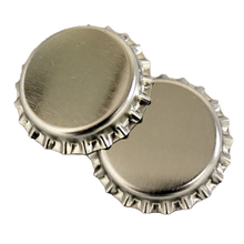 OEM metal bottle lid beer crown caps
