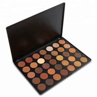 No brand morphe 35 eyeshadow palette private label 35 color eyeshadow palette