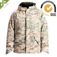 military breathable youth camo jacket