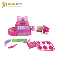 Supermarket counter machine cash register toy for kids