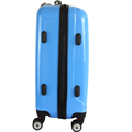 2017 new fashion pc luggage set