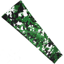 Fashion high quality sublimation lycra elastic arm sleeves for kids