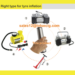 Hot sale tire sealer and inflator pump wholesale from China