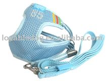 pet collar(Japanese jeans knapsack with leash)