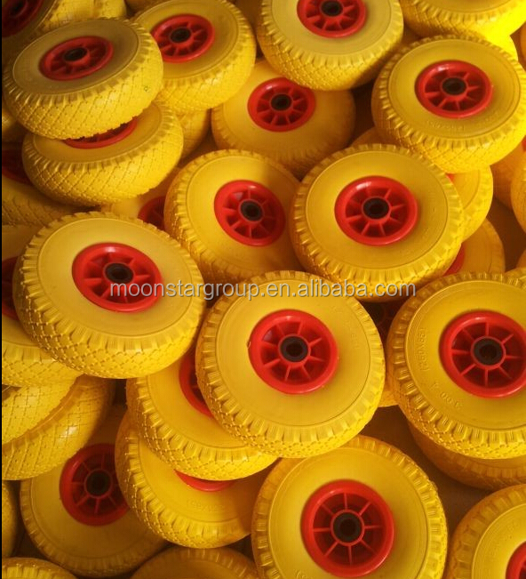 3.00-4 PU Foam wheel for wheelbarrow