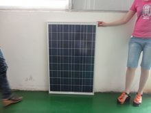 appropriate price 100w polycrystalline pv solar panel with CE IEC TUV certificate
