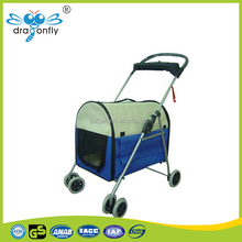 China factory New 2 in1 Bicycle Bike pet stroller