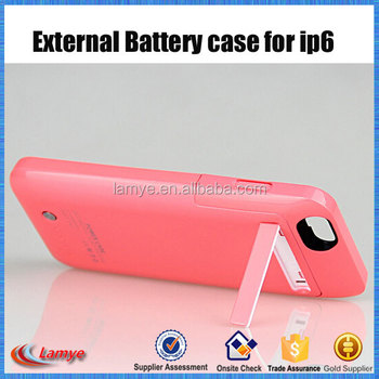 power bank case, mobile phone case for iphone6