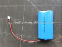 lithium ion battery 3.7v 18650 2000mah/2200mah/2400mah/2500mah