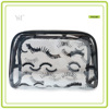 guangzhou custom printed fashion travel clear transparent pvc cosmetic bag