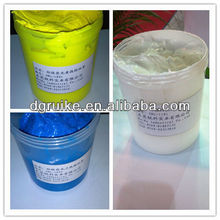soft water based pigment ink for textile screen printing