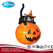 New Arrival OEM design inflatable halloween decorations yard fast delivery