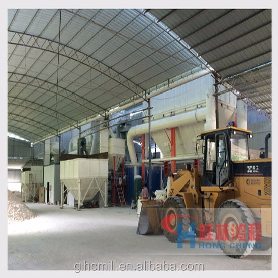 Hongcheng vermiculite micro powder / micro powder grinding mil / grinding mill machine for sale