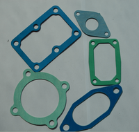 China Hebei Leader manufacturer high quality pressure resistant free asbestos gaskets for water pump pipe sealing
