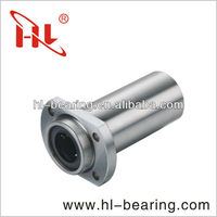 Long pilot pattern oval flange type linear bearing