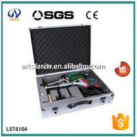 Hand held plastic extrusion welder/plastic welding extruder/pipe welding machine LST610A