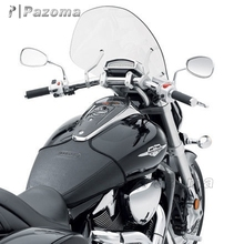 Pazoma High Qaulity Carbon Fiber Motorcycle Fuel Gas Tank Cover Protector For SUZUKI M109R