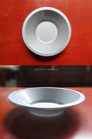 food grade PS dispoable plastic plate and bowls