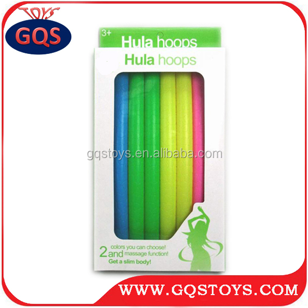 78cm plastic hula hoop ring for children sport toy