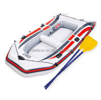 Professional Inflatable Fishing Boat