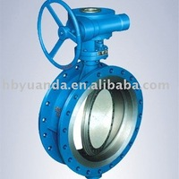 Flange Ends Butterfly Valve