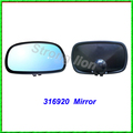 Superior quality auto mirror 316920 suitable for Scania truck parts