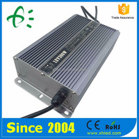 CE ROHS China high efficiency constant voltage ac to dc waterproof 12v 30a power supply