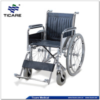 medical care detachable manual wheel chair