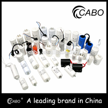 CABO motor capacitor high effiency sh 0.1uf x2 275v for pumps