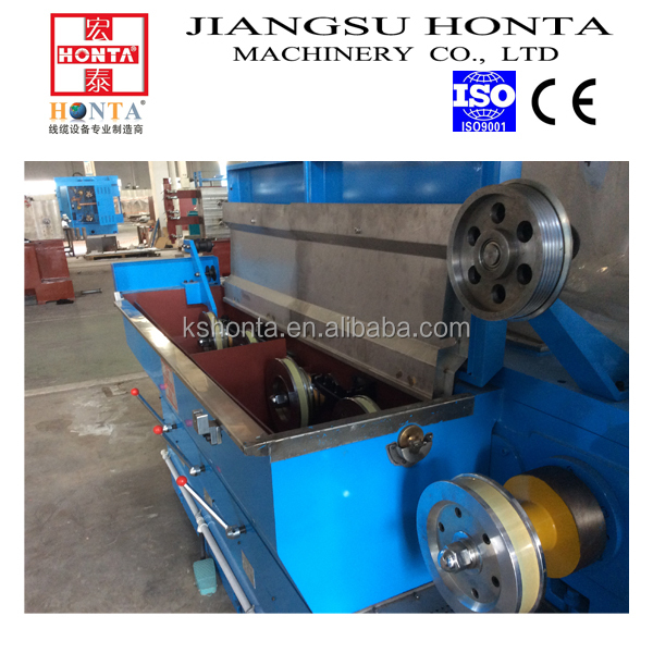 electrical wires cable drawing machine cable making machine