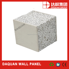 DAQUAN Fireproof Exterior/Interior Eps Sandwich GRC Cement Panel