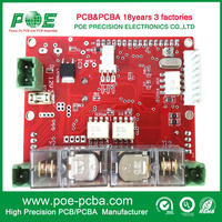 Electronic SMT as well as Through Holes PCB Board Assembly
