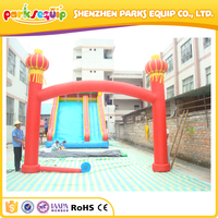 Hot sale promotion customized inflatable arch for event