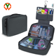 Waterproof Customized Portable Toiletry Bag Travel Organizer For Cosmetic