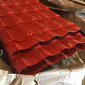 Prime quality color steel roof tile