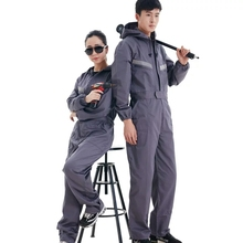 cheap factory custom working uniform Industrial workwear factory engineer worker uniforms