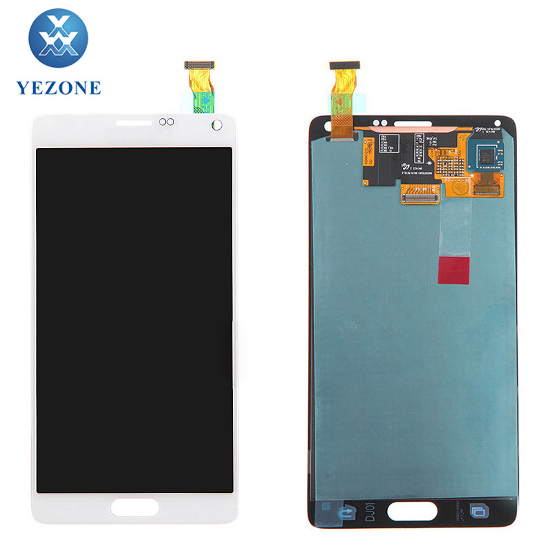 Factory Price LCD Touch Screen For Samsung Galaxy Note 4 N910 N910F LCD Digitizer