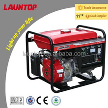 CE approved, Hot sale 2kw-6kw gasoline generator manual, silent,Lihua AVR, small power portable natural