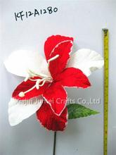 Latest design artificial magnolia flower with low price