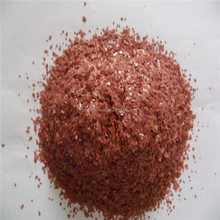 Red Colored Mica