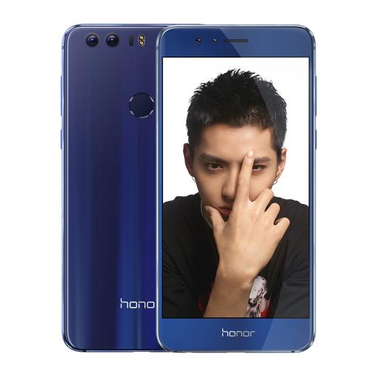 "Pre-sale 5.2"" Huawei honor8 Kirin950 octa core Android 6.0 8+12mp camera 1920*1080 pixels phone"