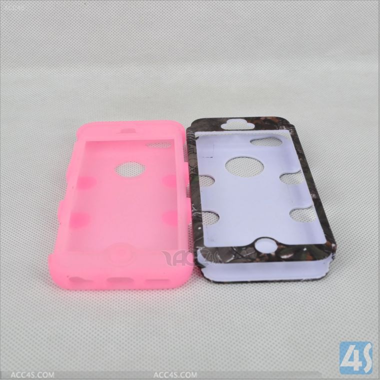 For iphone 5c Kids protective silicon case