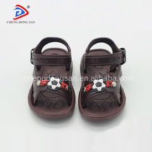 Custom home children fancy boys sandals with comfortable design