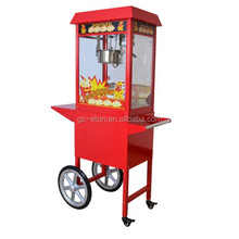 [ETON] ETL listed 8 Oz Commercial Popcorn machine with cart