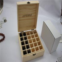 Handmade Feature and Accept Custom Order wooden essential oil box