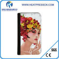 sublimation leather phone cases for IPHONE 4/4S