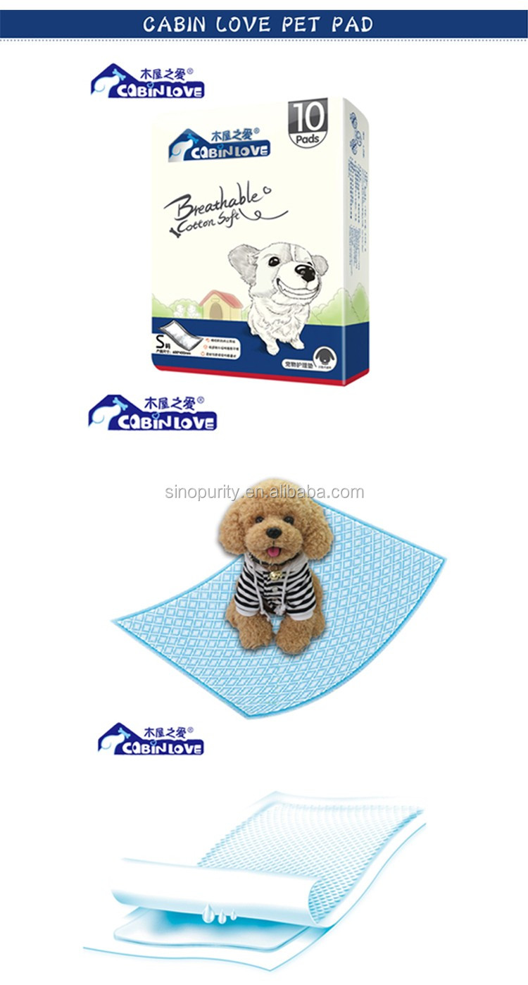 Hygienic pet supplies for dogs mat