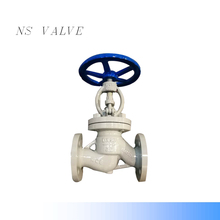 Nice Quality Rising Stem Carbon Steel Manual Globe Valve PN16