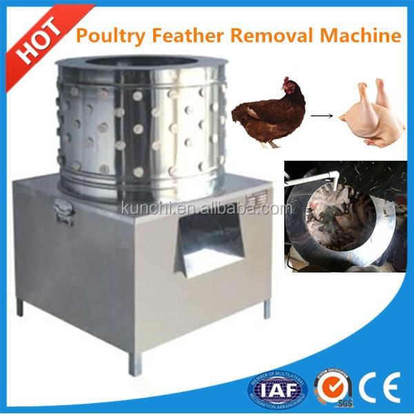 feather machine